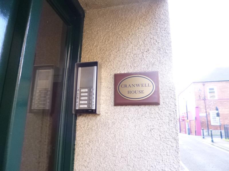Apartment  Cranwell House Finkin Street